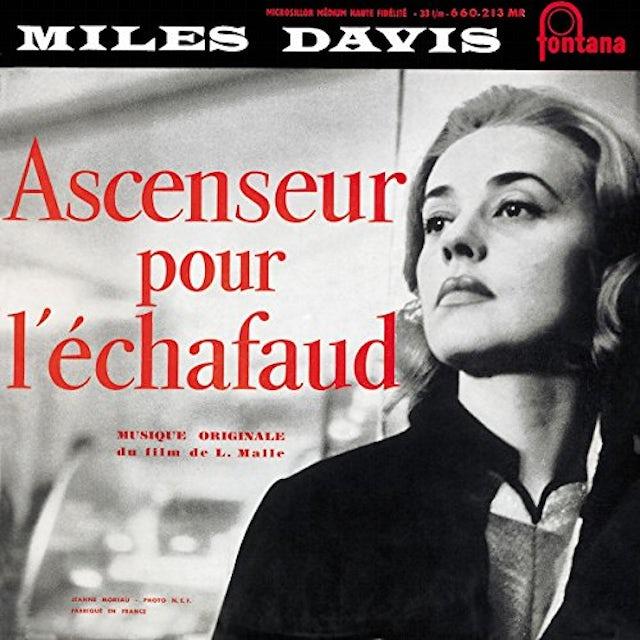 Miles Davis ASCENSEUR POUR L'ECHAFAUD CD