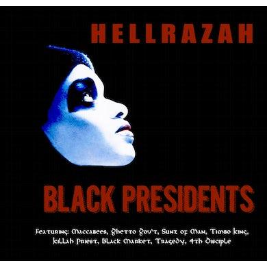 Hell Razah BLACK PRESIDENTS CD