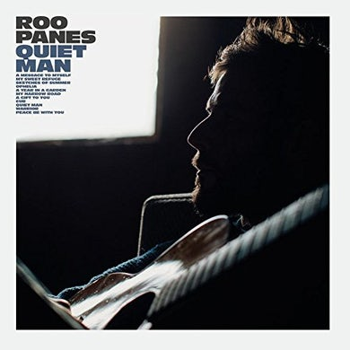Roo Panes QUIET MAN CD