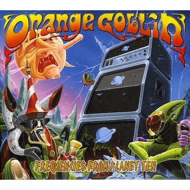 Orange Goblin FREQUENCIES FROM PLANET TEN CD