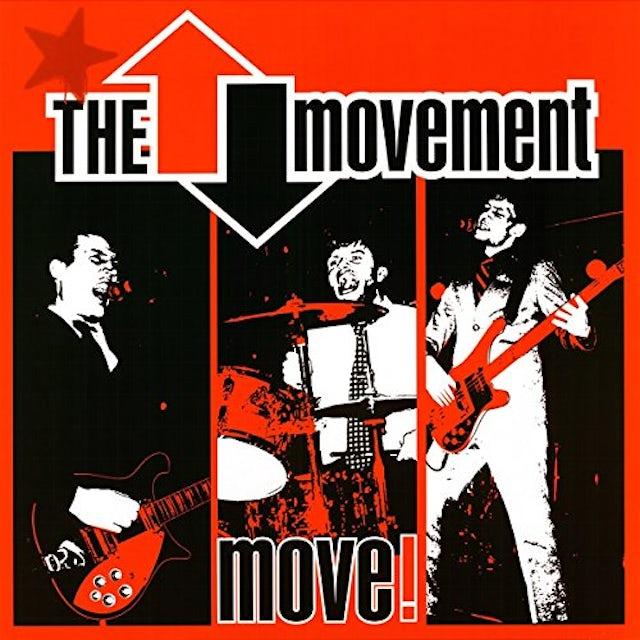 Movement MOVE (BONUS EDITION) CD