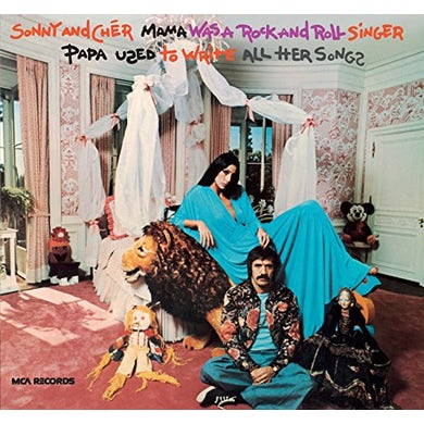 Sonny & Cher MAMA WAS A ROCK & ROLL SINGER PAPA USED TO WRITE CD