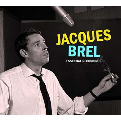 Jacques Brel ESSENTIAL RECORDINGS 1954-1962 CD