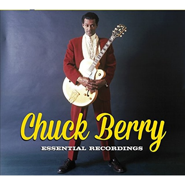 Chuck Berry ESSENTIAL RECORDINGS 1955-1961 CD