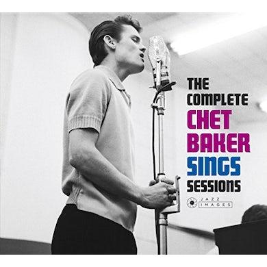 COMPLETE CHET BAKER SINGS SESSIONS CD