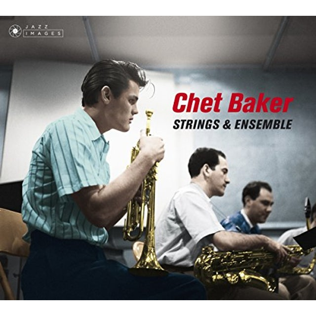 Chet Baker STRINGS & ENSEMBLE CD