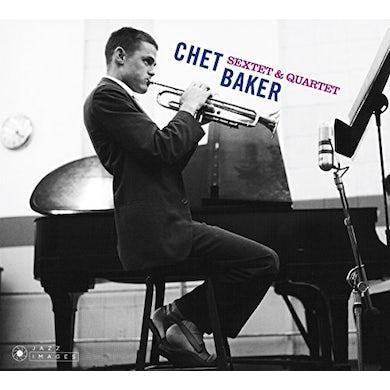 Chet Baker SEXTET & QUARTET CD