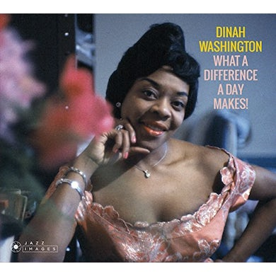 Dinah Washington WHAT A DIFFERENCE A DAY MAKES CD