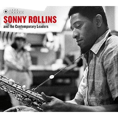 SONNY ROLLINS & THE CONTEMPORARY LEADERS CD