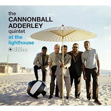 Cannonball Adderley QUINTET AT THE LIGHTHOUSE CD