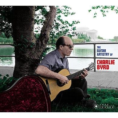 GUITAR ARTISTRY OF CHARLIE BYRD CD