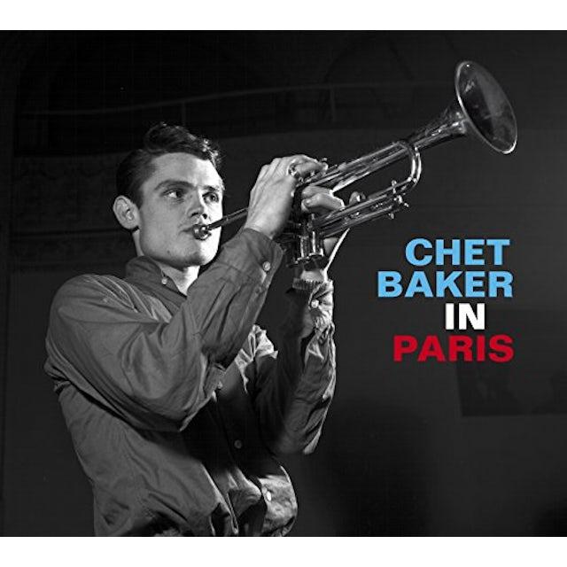 Chet Baker IN PARIS CD