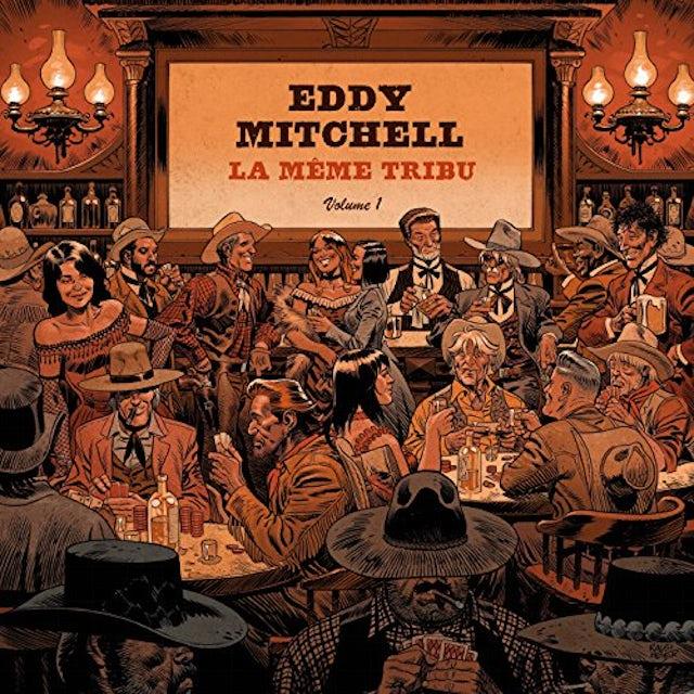 Eddy Mitchell LA MEME TRIBU VOL 2 CD