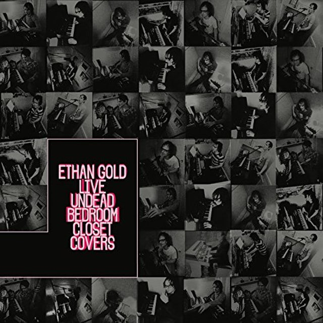Ethan Gold LIVE UNDEAD BEDROOM CLOSET COVERS CD