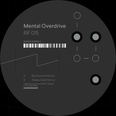 Mental Overdrive EPILOGUE: REMIXES PART 1 Vinyl Record