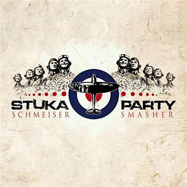 Stuka Party SCHMEISER SMASHER Vinyl Record