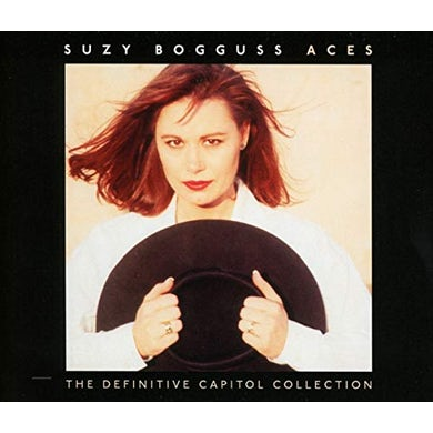 Suzy Bogguss ACES: THE DEFINITIVE CAPITOL COLLECTION CD