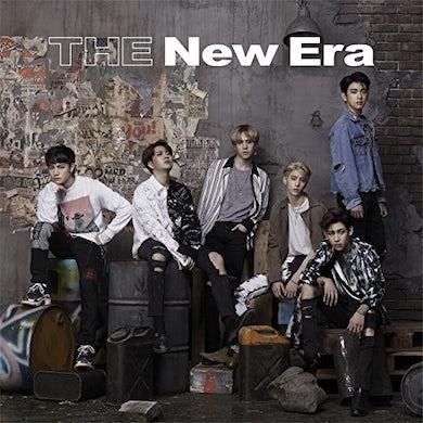 GOT7 NEW ERA (VERSION A) CD