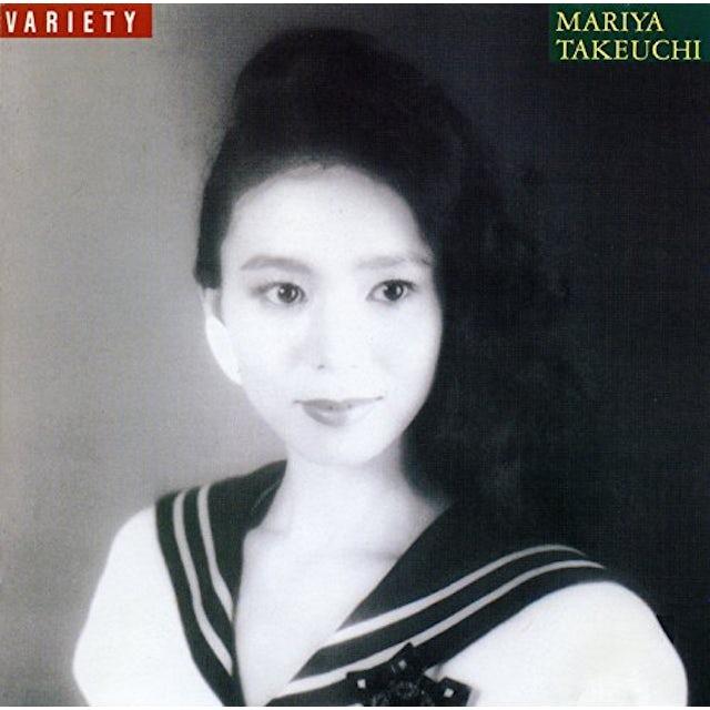 Mariya Takeuchi VARIETY (30TH ANNIVERSARY EDITION) CD