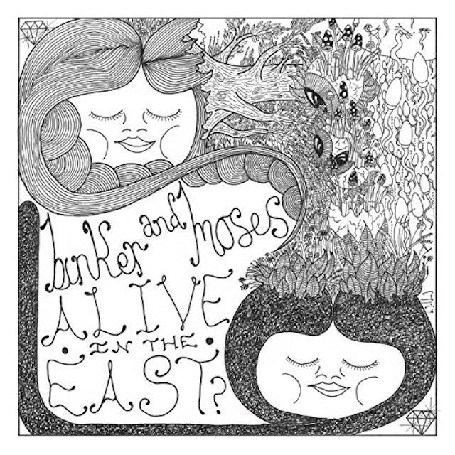 BINKER & MOSES ALIVE IN THE EAST CD