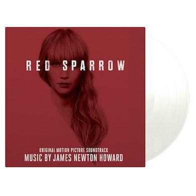 James Newton Howard RED SPARROW / Original Soundtrack Vinyl Record