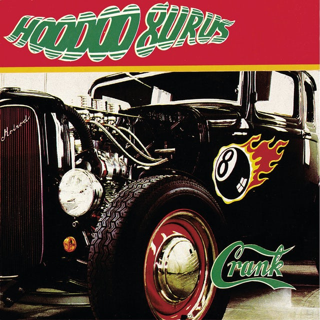 Hoodoo Gurus CRANK CD