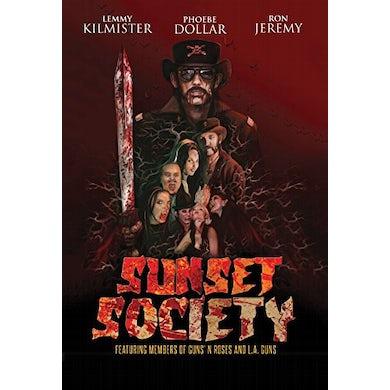 SUNSET SOCIETY Blu-ray