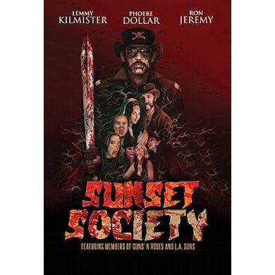 SUNSET SOCIETY DVD