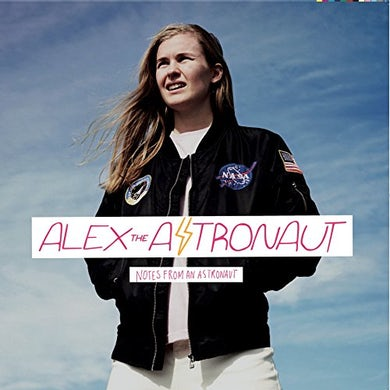 Alex the Astronaut NOTES FROM AN ASTRONAUT Vinyl Record