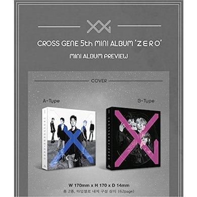 CROSS GENE ZERO CD