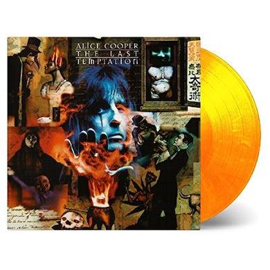 Alice Cooper LAST TEMPTATION Vinyl Record