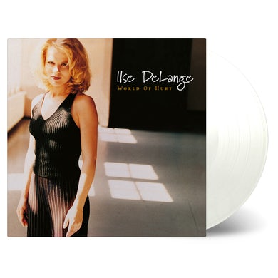Ilse Delange WORLD OF HURT Vinyl Record