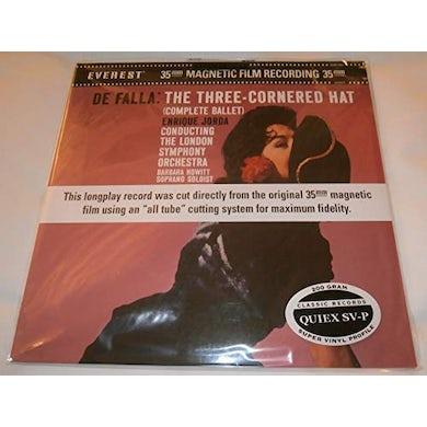 Falla / Jorda THREE CORNERED HAT Vinyl Record