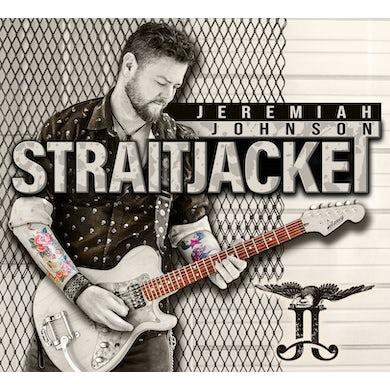 Jeremiah Johnson STRAITJACKET CD