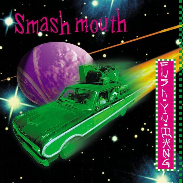 Smash Mouth FUSH YU MANG 20TH ANNIVERSARY CD
