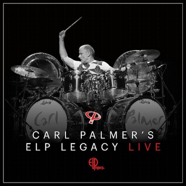 Carl Palmer LIVE CD