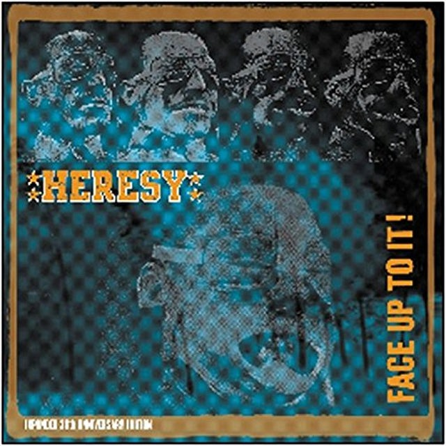 Heresy FACE UP TO IT: 30TH ANNIVERSARY EDITION CD
