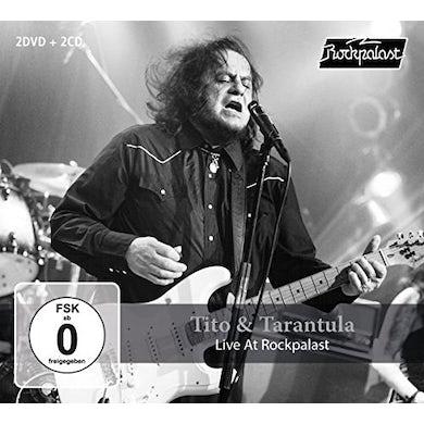 Tito & Tarantula LIVE AT ROCKPALAST CD