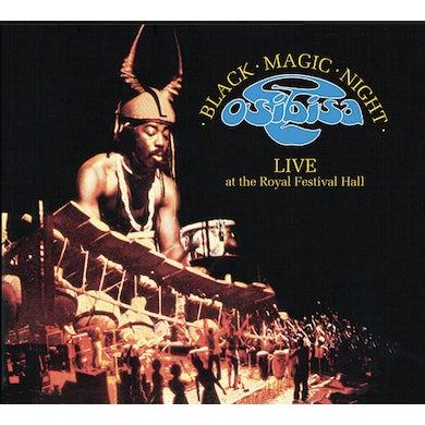 Osibisa BLACK MAGIC NIGHT: LIVE CD