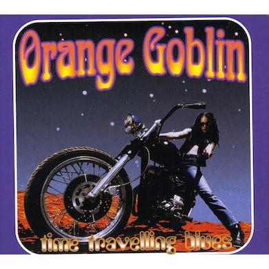 Orange Goblin TIME TRAVELLING BLUES CD