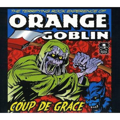 Orange Goblin COUP DE GRACE CD
