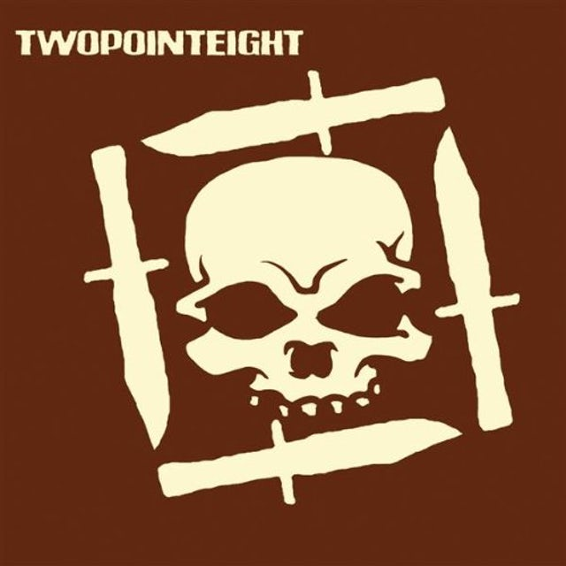 Twopointeight CD