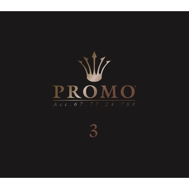 Promo WORST OF 3 CD