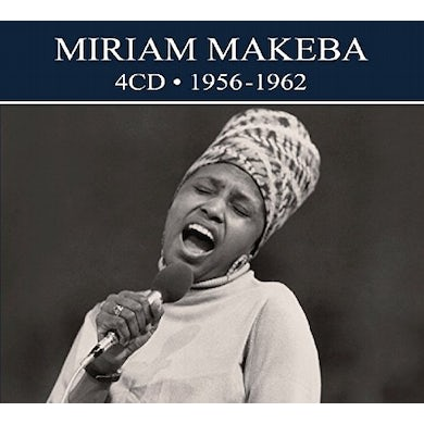 Miriam Makeba COLLECTION 1956 TO 1962 CD