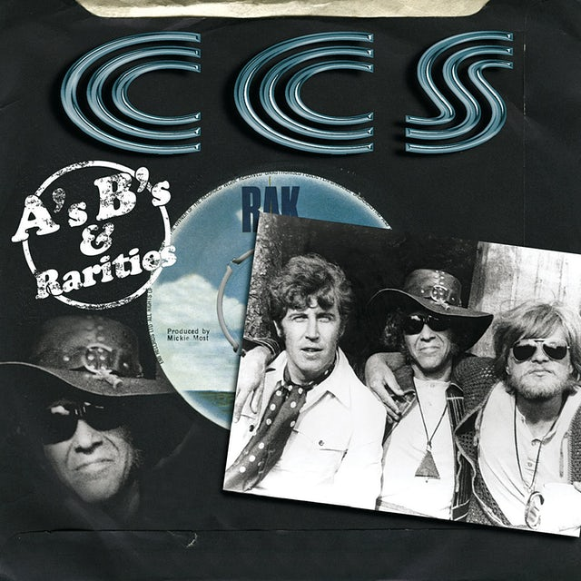 CCS A'S B'S & RARITIES CD