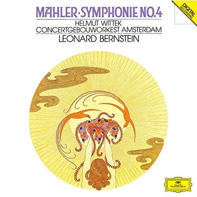MAHLER: SYMPHONY 4 CD