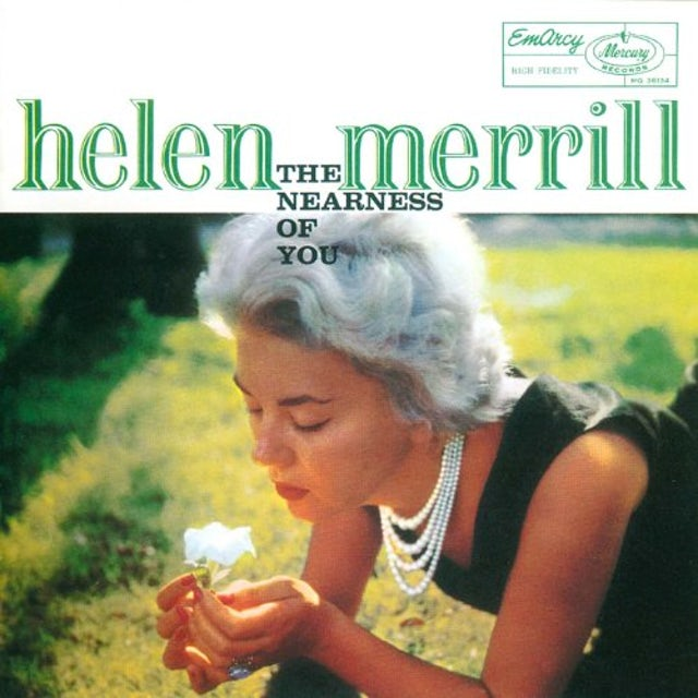 Helen Merrill NEARNESS OF YOU CD
