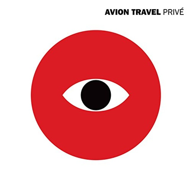 Avion Travel PRIVE Vinyl Record