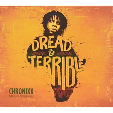 Chronixx DREAD & TERRIBLE PROJECT CD