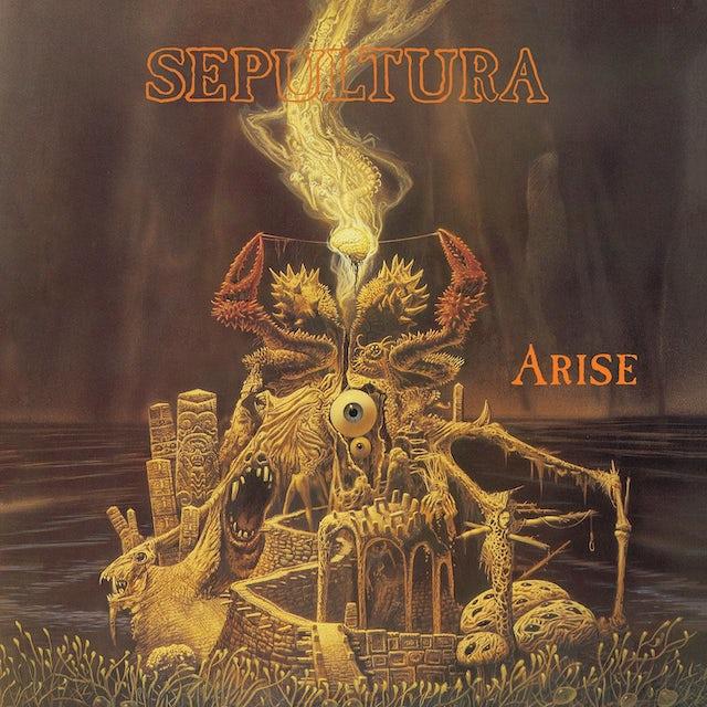 Sepultura ARISE Vinyl Record